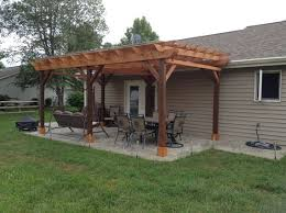 How To Build A Covered Pergola by Covered Pergola Plans 12x20 U0027 Build Diy Outside Patio By Cincipro