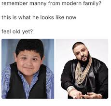 Family Photo Meme - remember manny from modern family this is what he looks like now