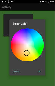 android color picker android code snippet color picker b4x community android ios