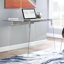 Modern Glass Office Desks Glass Office Furniture Image Of Modern Glass Office Desk Modern