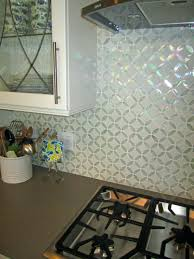Glass Backsplash In Kitchen Beach Glass Backsplash Tile Glass In The Kitchen Most In Demand