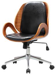 cleo office chair midcentury office chairs by hedgeapple