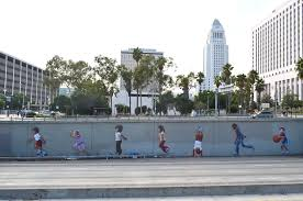 Maps Google Com Los Angeles by Google Expands Street Art Project Holds Party In L A La Times