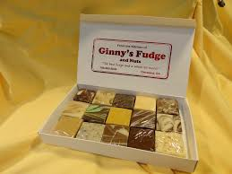 fudge gift boxes fudge gift box choose your flavors 15 pieces ginny s fudge