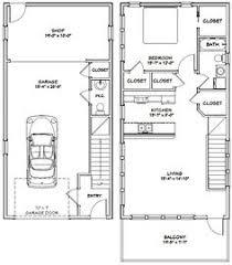Garage Floor Plans With Loft 20x50 Metal Building Living Floor Plans Google Search Floor