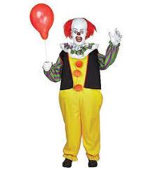 Clowns Halloween Costumes Pennywise Clown Mask Spirithalloween