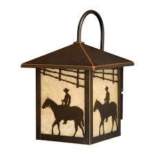 Lantern Style Outdoor Lighting by Rustic Sconces Vanity Lights U0026 Western Lamps