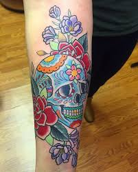 collection of the most awesome mexican skull tattoo designs with