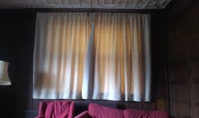 new curtains for the oak room treowen life