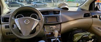 Nissan Sentra Interior 2014 Nissan Sentra Sl Review Cleanmpg