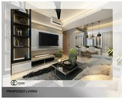 Living Room Designs That Will Inspire You - Living room design singapore