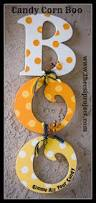 Halloween Crafts Made Out Of Paper by Best 25 Candy Corn Crafts Ideas On Pinterest Candy Corn Decor
