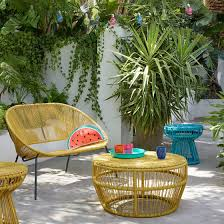 Furniture For Outdoors by Colourful Garden Furniture For Contemporary Outside Spaces