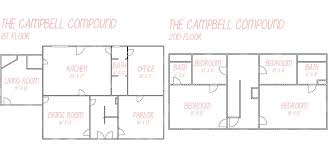 country home floor plans cbell compound floor plan and master plan musings angie s roost