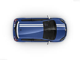 vehicle top view renault twingo 2012 picture 44 of 76