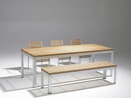 EXTEMPORE Garden Table By Extremis Design Arnold Merckx - Designer outdoor table