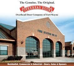 Overhead Door Company Of Fort Worth Garage Doors Michiana
