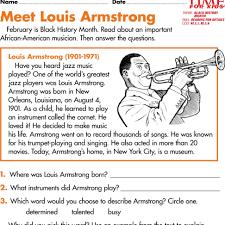 black history month printables time for kids homework worksheets
