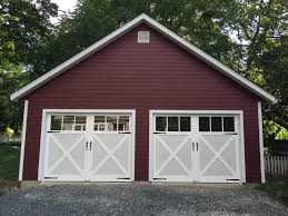 3 Car Garages Garages Amish Built