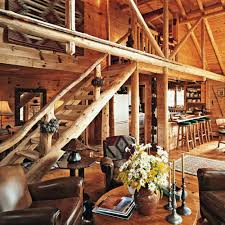 cabin style homes catch the cabin fever coastal living