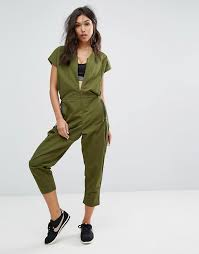 nike jumpsuit for reasonable price nike green womens clothing nike woven jumpsuit
