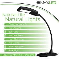 ls with usb outlets latest model onyx led desk l ls 1030 3 in 1 dimmable