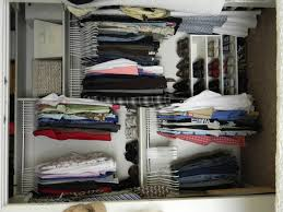 organizing shirts in closet captivating ways to organize clothes without a closet gallery