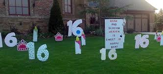 Backyard Sweet 16 Party Ideas 16 Year Old Smiles For All Occasions