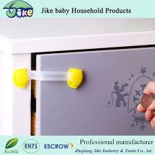 Safety Locks For Kitchen Cabinets Child Safety Cabinet Door Locks Kitchen Cupboard Lock Refrigerator