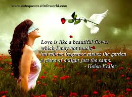 romantic quotes favourite quotes on love and romance of helen kellar auto quotes