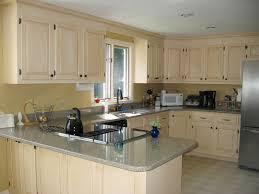 Kitchen Cabinet Refacing Materials Beautiful Traditional Kitchen Cabinet Refacing Design Using Cream