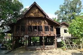 traditional house malay traditional house picture of mahsuri s tomb langkawi