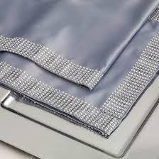 silver diamond mesh table runner 12 x 72 on sale now elegant