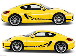 porsche boxster stripes car stripes and graphic kit infinity270