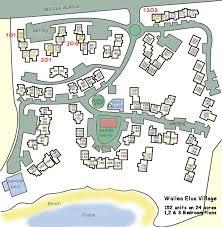 Honua Kai Floor Plans Wailea Elua Village Vacation Rental Condos Beach Front Vacation