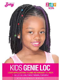 crochet braids kids zury kid s crochet braid kids genie loc 9 elevate styles