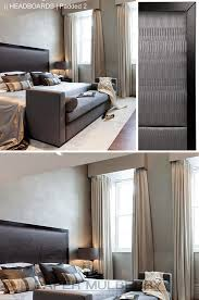 Luxurious Headboards by The Paper Mulberry Headboards Padded And Upholstered
