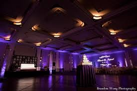 banquet halls in sacramento candlelight indian wedding reception by brandon wong photography
