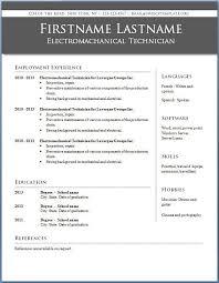 microsoft resume templates free free microsoft word resume templates fresh resume templates free