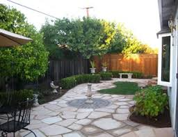 Backyard Flagstone Flagstone Pictures Gallery Landscaping Network