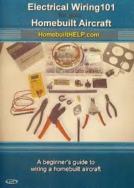 dvd u0027electrical wiring 101 for your homebuilt aircraft u0027 by