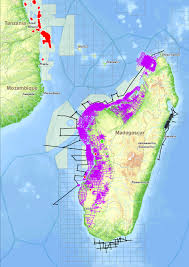Madagascar Map New Seismic Agreement With Madagascar U0027s Omnis Spectrum Geo