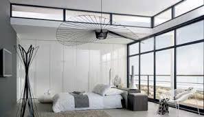 chambre contemporaine blanche déco chambre 10 dressing futés dans la chambre parentale