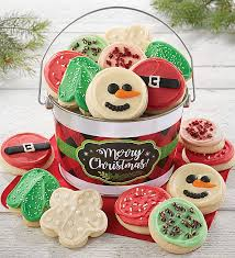 Christmas Cookie Decorating Kit Christmas Cookie Gifts Delivered Cheryls Com