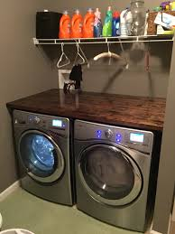 just finished installing our new whirlpool front load washer and