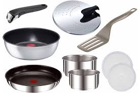 Batterie Cuisine Tefal Ingenio Induction by Tefal Ingenio Induction