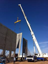 mobile crane services