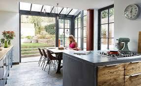 edwardian kitchen ideas industrial style kitchen attached to edwardian period home