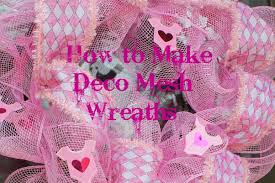 how to make a mesh wreath how to make deco mesh wreaths miss kopy