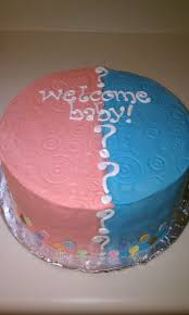 190 best gender reveal cakes images on pinterest gender reveal